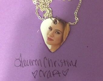 Dinah Jane 5H Guitar Pick Necklace