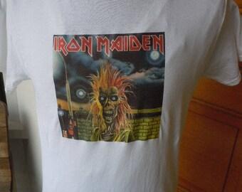 Size S (42) ** Iron Maiden Shirt (Single Sided)