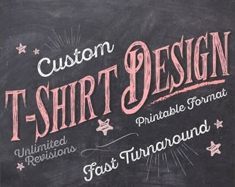 T-Shirt Design, Custom T-Shirt Design