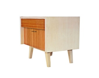 Vintage Bedside table Nightstand