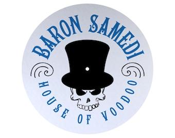 Live And Let Die: Baron Samedi House Of Voodoo Slipmat
