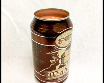 Caramelized Pralines Scent Beer Can CANdle