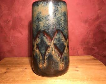 Handmade tumbler. 12oz ceramic.
