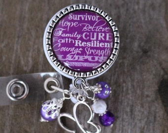 Personalized LUPUS AWARENESS GIFT, Lupus Survivor Key Chain, Lupus Survivor Jewelry, Lupus Key Chain, Lupus Jewelry, Lupus Survivor