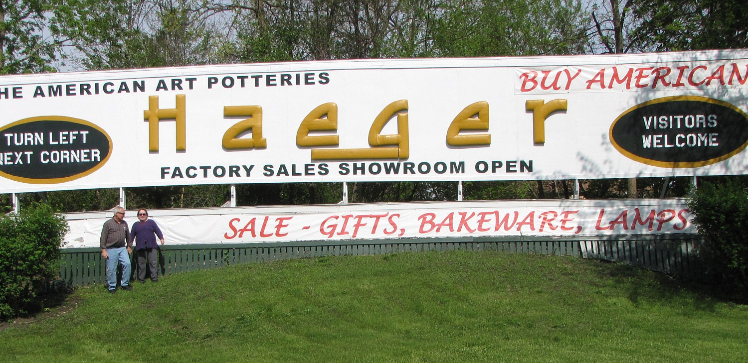 Tent Sale Sign East Dundee IL