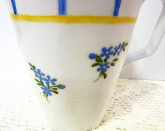 Sale Mugs Coffee Tea Ceramic Porcelain Cups Pottery Hand Painted BLM