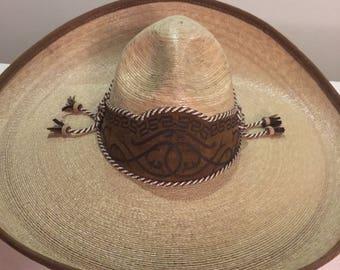Mexican embroiled hat, 5 de mayo, sombrero,fiesta 16 de septiembre