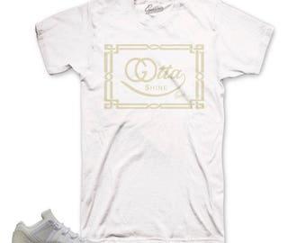 Jordan 11 Frost White Gotta Shine Shirt
