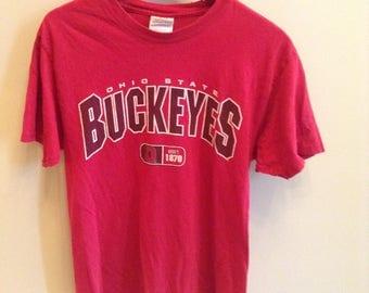 Vintage Ohio State Buckeyes shirt - MEDIUM