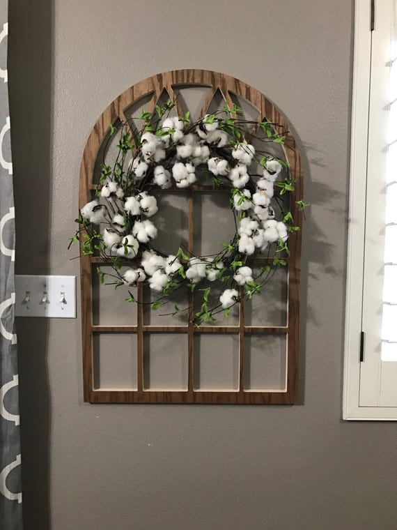 Farmhouse Wreath Sign