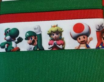Super Mario Ribbon Mix