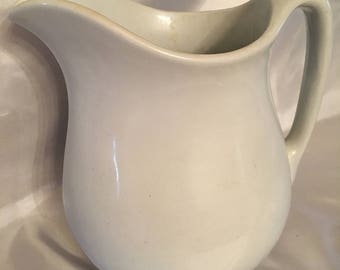 Imperial Ironstone China, Hope and Carter, Pitcher
