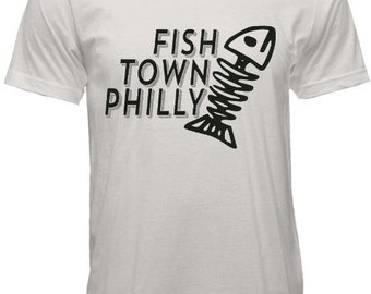Retro Fishtown Philadelphia Neighborhood T-Shirt