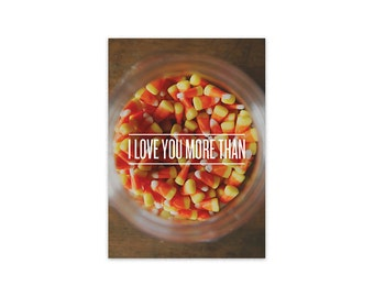 Candy Corn Magnet