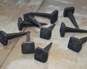 Square Head Nails Etsy