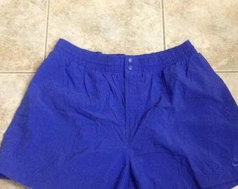 Vintage aaron agrassi challenge shorts size medium