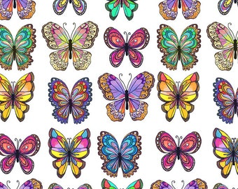 "ButterflyTissue Paper # 299 / Gift Wrap - 10 Lg. sheets -- 20"" x 30"", Nature"