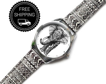 ART Watch ZIZ elephant