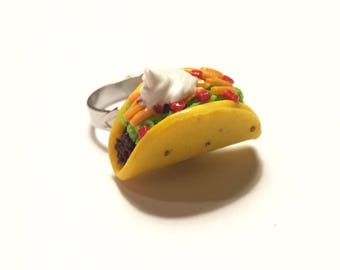 Adjustable Taco Ring