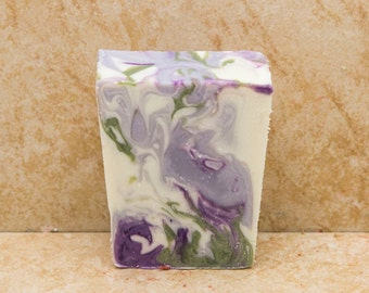 Lilac Soap Handmade Soap Scented Soap Gift Soap Bath Soap Floral Soap Birthday Gift
