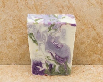Lilac Soap Handmade Soap Scented Soap Gift Soap Bath Soap Floral Soap Mothers Day Gift