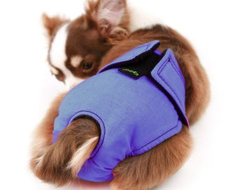 Leak Proof Dog diaper for girl dogs and puppies, Diaper for female dogs multiple colors!