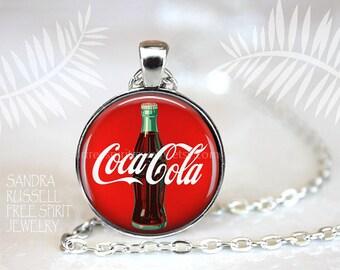 Coca Cola Necklace, Retro Coke Sign, Bottle of Coke, Soft Drinks, Coke Jewelry, Coca Cola Collectors, Pop, Fun Earrings, Favorite Things