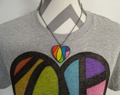 LGBT Love Necklace - Hidd...