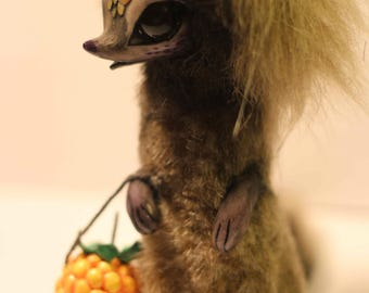 SOLD!(for example) OOAK fantasy creature Yole