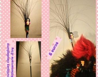 Spades hair feathers Kimmi
