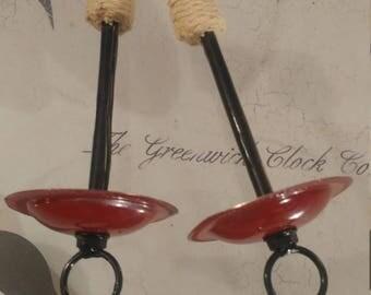 Small guard Palm torches