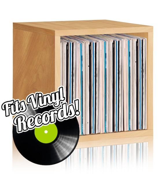 rangement disques vinyles la vsbote est une pratique bote. Black Bedroom Furniture Sets. Home Design Ideas