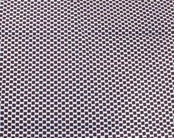 African Block Print Fabric