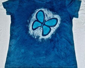 Batik Butterfly Women's T-shirt