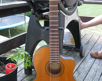 Guild C100 Acoustic-Electric Classical Guitar, Westerly Factory, OHSC, USA
