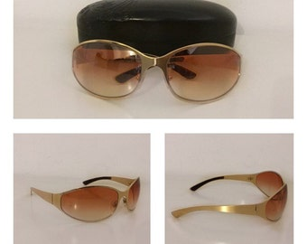 VERSACE - 90s Versace Sunglasses - Vintage Versace Sunglasses