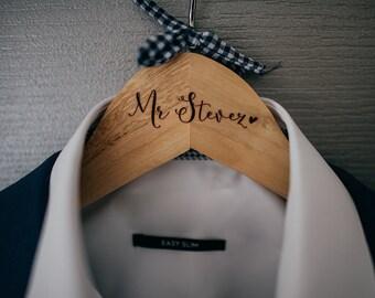sticker pour cintre personnalisé robe mariage