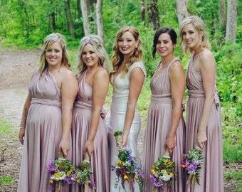 Convertible Dress - Laurissas bridal party (remaining balance)