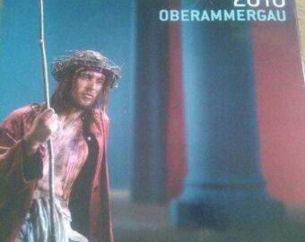 """Book, """"Passion plays Oberammergau 2010""""."""