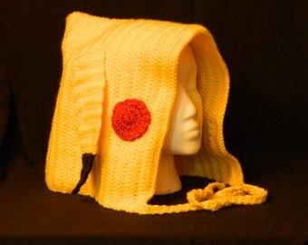 Crochet Hood, Pikachu- Adult