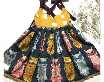 baby dress, toddler dress, baby dress, boho dress, vintage dress, lace dress, bohemian dress, vintage dress, twirl dress, birthday dress