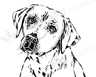 Lab Print 11 x 14, 11x14, Labrador, Yellow Lab, Chocolate Lab, Black Lab, Dog Pet Artwork