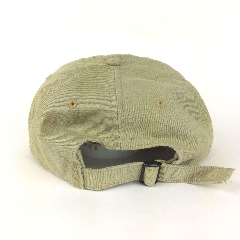 on sale now 1996 us open the olympic club khaki baseball cap hat