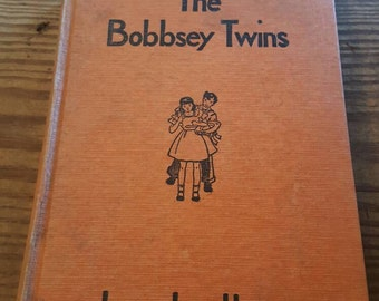Childrens Novel The Bobbsey Twins by Laura Lee Hope