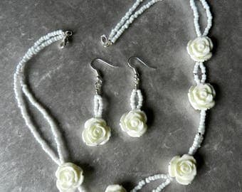Stunning jewellery set great for any occasion