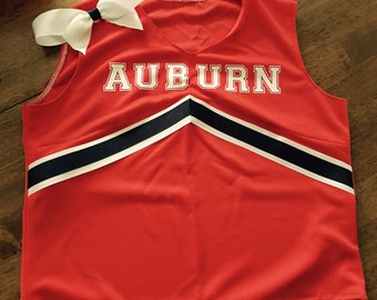 Custom Made Adult Size Cheer Uniform