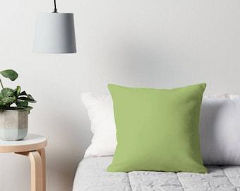 Sage Green Pillow, Green Pillow, Green Bedding, Green Decorative Pillow, Green Toss Pillow, Green Room, Green Decor, Neutral Green Pillow