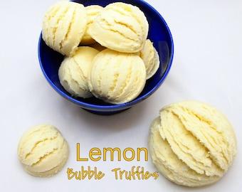 Lemon Bubble Truffle - Essential Oil Bubble Bath