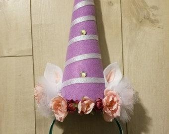 Purple Fantasy Unihorn