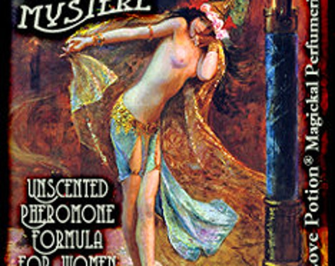 La Femme Mystere - UNscented Pheromone Blend for Women - Love Potion Magickal Perfumerie
